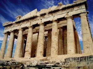 Athènes, musée de l'acropole, Grèce.