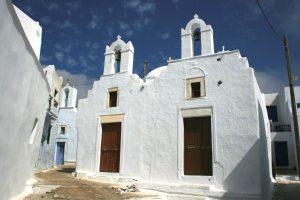 île d'amorgos, île des Cyclades