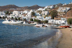 île de Serifos, île des Cyclades