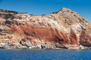 île de Milos île des Cyclades