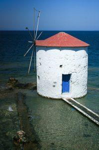 île de Leros, île du dodécanèse