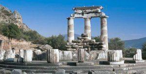Delphes, berceau de la Grèce