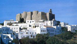 île de Patmos, île du dodécanèse