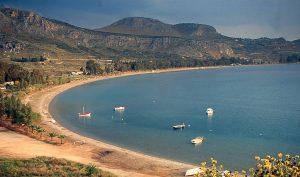 L'Argolide région du Péloponnèse