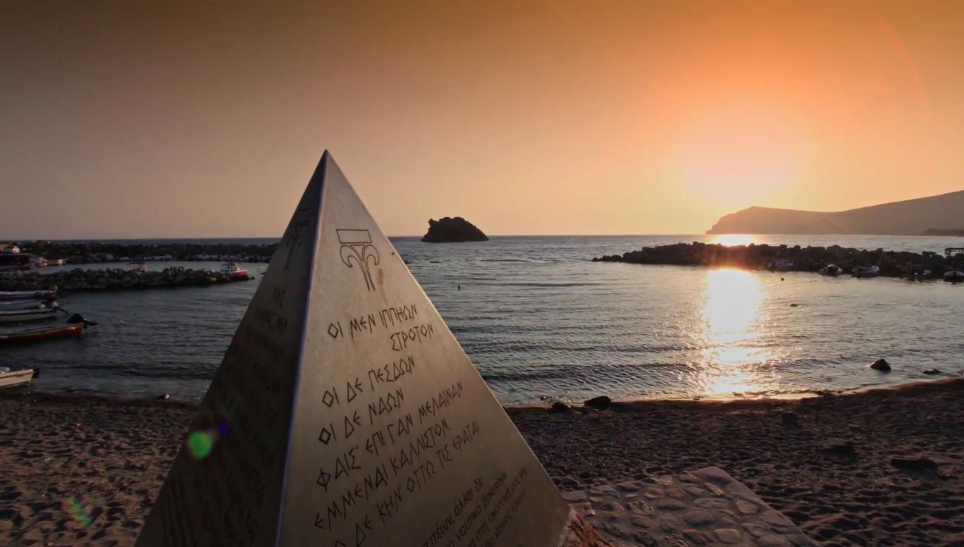 """""""Greek Landscapes"""", une vidéo qui donne envie d'évasion"""