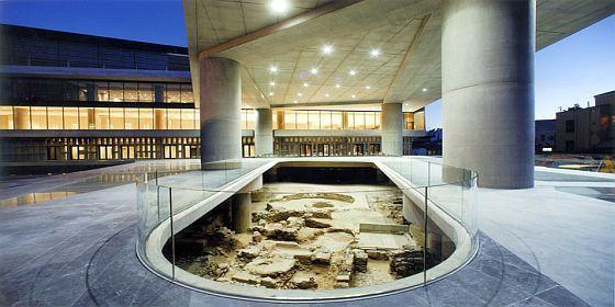 Le Nouveau Musée de l'Acropole – Athènes