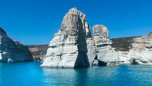 île de Milos, île des Cyclades
