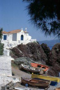 île d'Hydra, île du golfe saronique