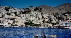 île de Symi, île du Dodécanèse